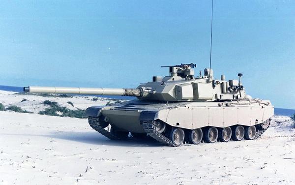 Бразилия - танк