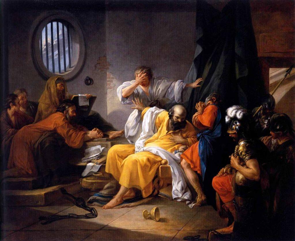За что приговорили Сократа к смерти?
