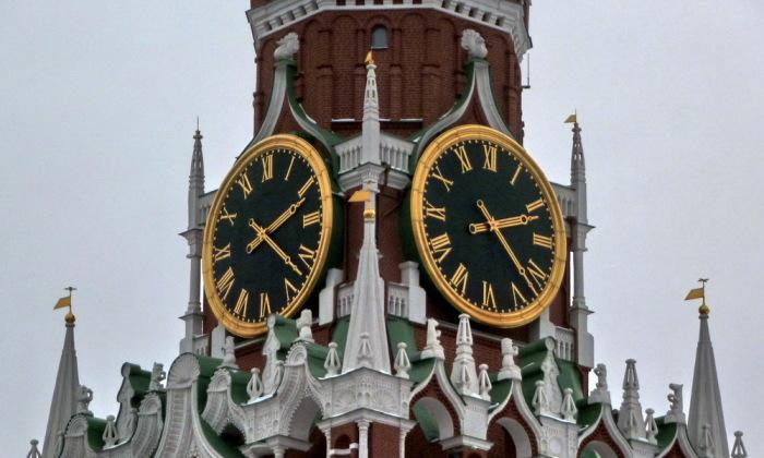 Современные куранты выглядят примерно так, как в позапрошлом веке. /Фото:mosprogulka.ru
